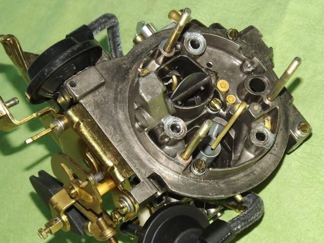 Carburador 2e Preço Americana - Carburador Corpo Simples