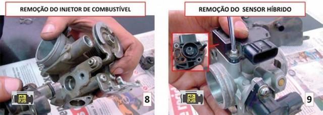 Limpeza Carburador Weber Americana - Limpeza de Carburador