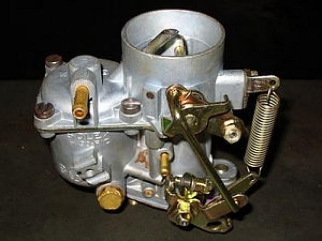 Manutenção de Carburador Nacional Sumaré - Carburador Corpo Simples