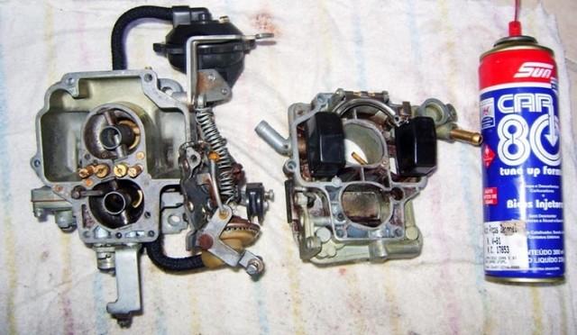 Quanto Custa Limpeza de Carburador a Vácuo Nova Odessa - Limpeza Carburador Corpo Simples