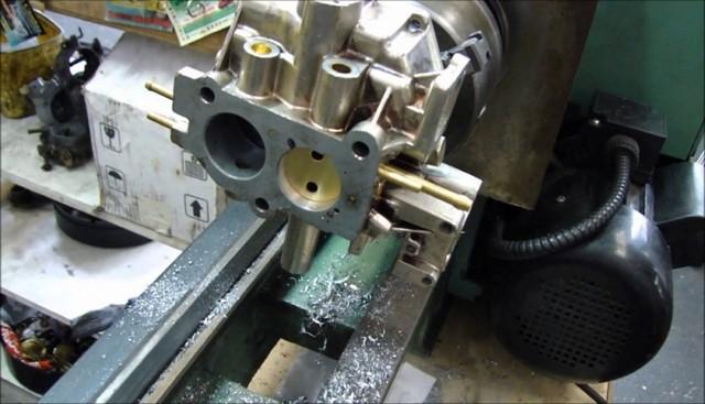 Retífica para Base de Carburadores Nova Odessa - Retifica de Carburador Weber 460