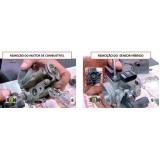 limpeza carburador veículos de passeio Valinhos