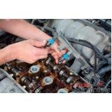 limpeza de bico gasolina preço Paulínia