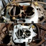 limpeza carburador veículos importados