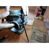 quanto custa limpeza carburador corpo simples Cosmópolis