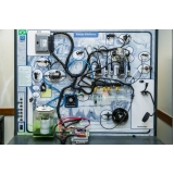 sistema de injeção eletrônica Cosmópolis