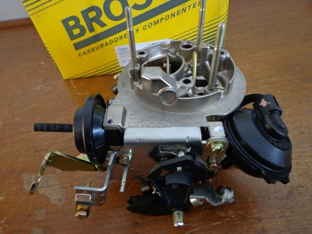 Troca de Carburador Brosol Hortolândia - Carburador 2e