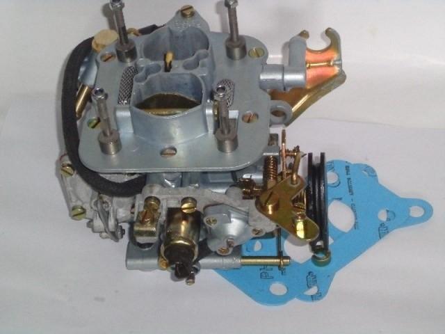 Troca de Carburador Corpo Duplo Sumaré - Carburador Nacional