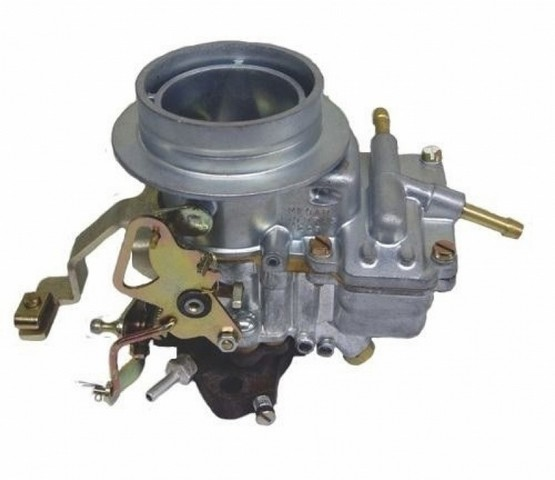 Troca de Carburador Dfv Americana - Carburador Corpo Simples